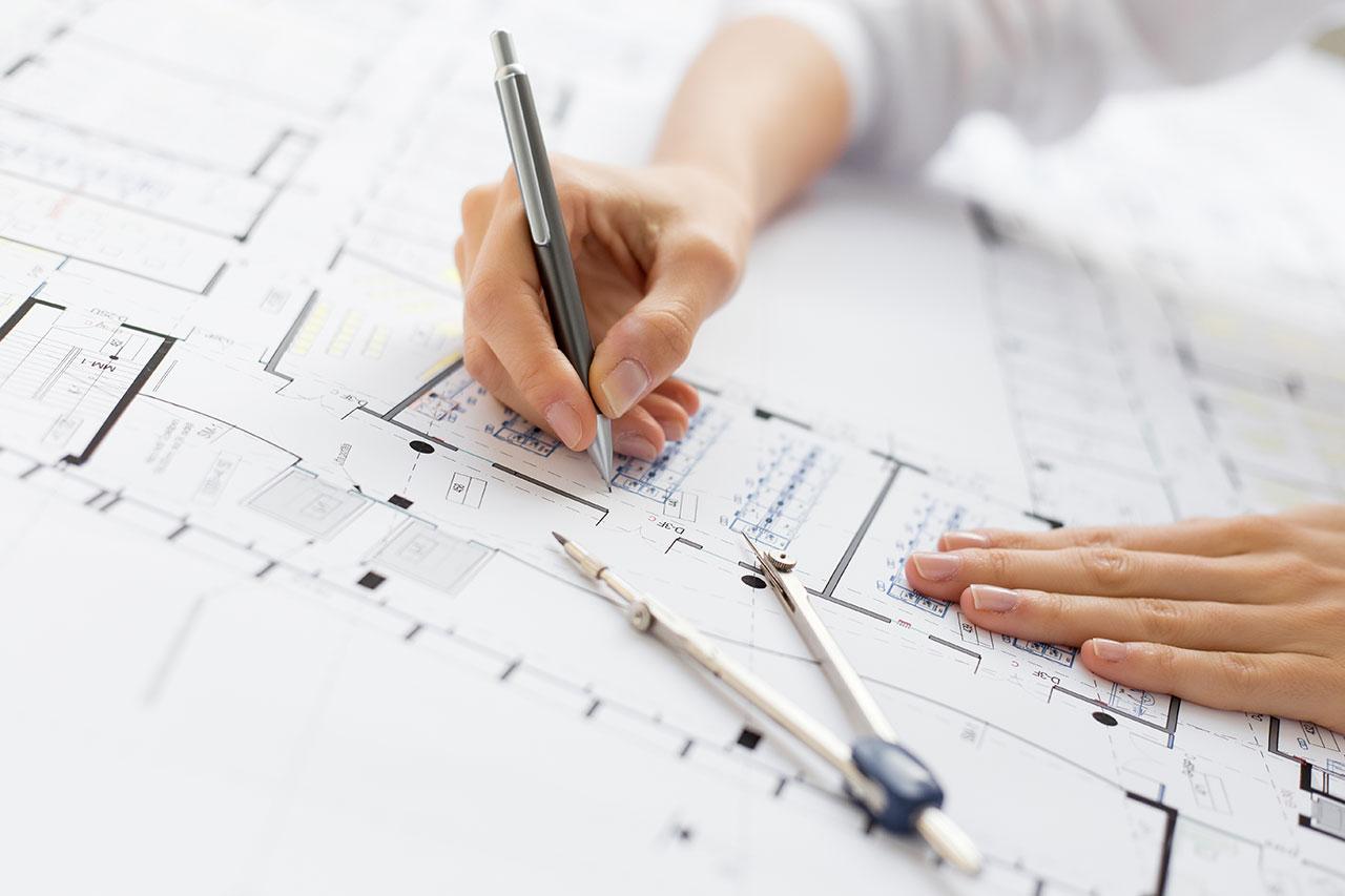 Plan d'usine