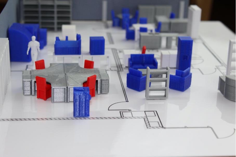 Les différentes visualisation 3D